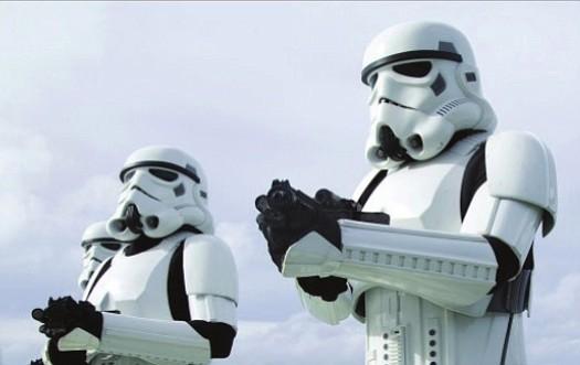 Jefe de Disney dice: 'Star Wars' no es una película política – pero se equivoca