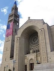 EN DC. La Basílica Nacional de la Inmaculada Concepción en Michigan Avenue