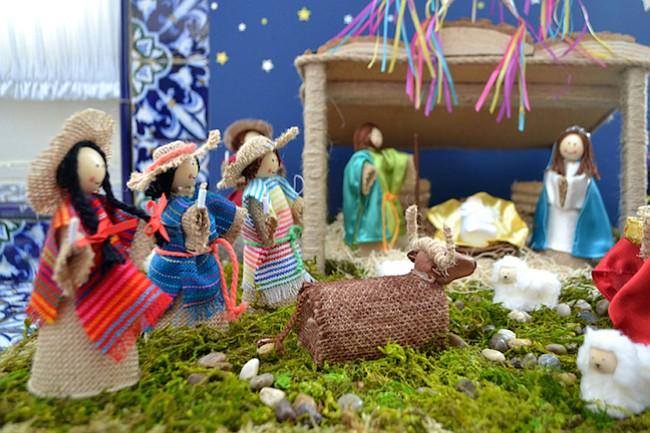 Premios a los mejores nacimientos de concurso mexicano en Washington