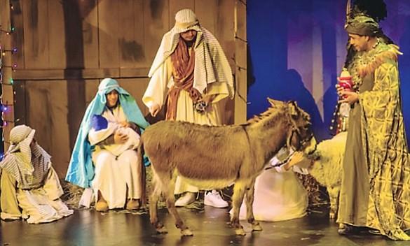 La tradición de celebrar la llegada de los Reyes Magos comenzó en el Teatro Gala desde 1976