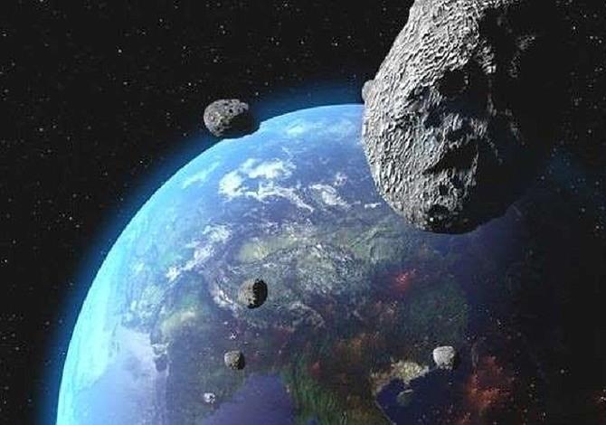 El increíble plan de la NASA para romper un asteroide y acercarlo a la Tierra