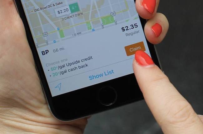 Una nueva aplicación enfrenta a las gasolineras