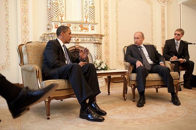 EEUU retalia contra Rusia por hackeo electoral