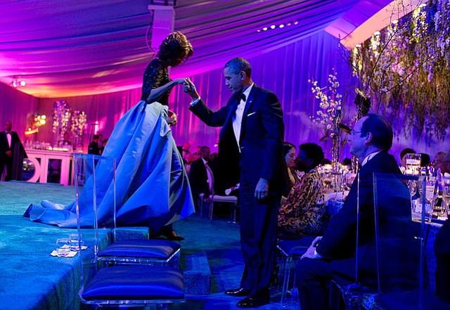 El Presidente Obama tendrá una fiesta de despedida en la Casa Blanca el viernes