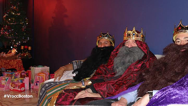 Imagenes Tres Reyes Magos Gratis.Gratis Celebre Con Sus Ninos La Tradicion De Los Tres Reyes