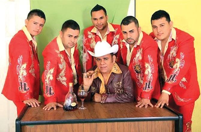 Banda Roja en El Coliseo