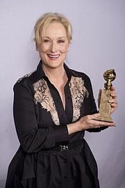 Meryl Streep recibió el premio Cecil B. deMille 2017