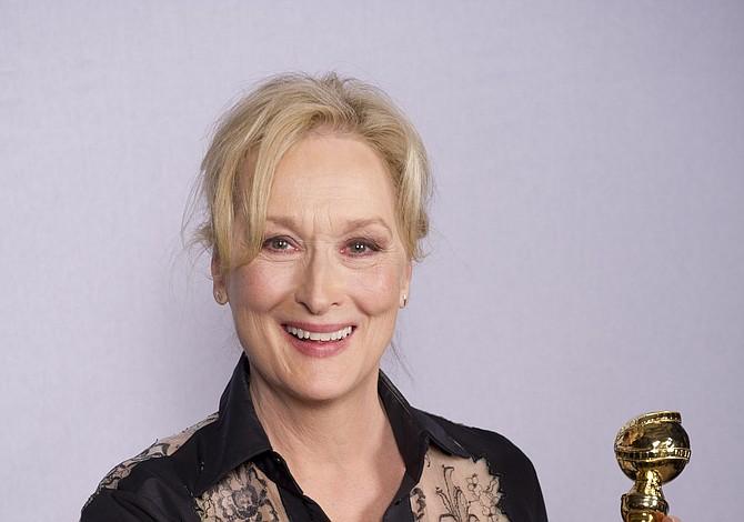 La frase más importante en el discurso de Meryl Streep en los premios Golden Globes