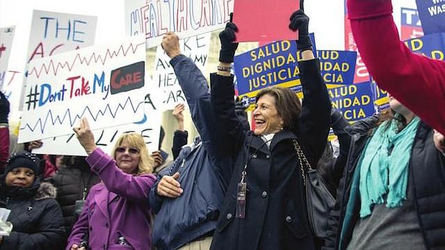 OBAMACARE. La Ley de Cuidado de Salud Asequible promovida por el presidente Barack Obama ha tenido seguidores y detractores desde su implantación.