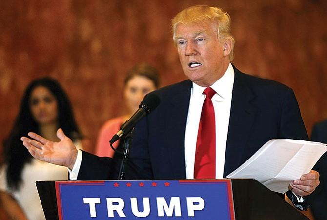 Donald Trump se enfrenta a los científicos