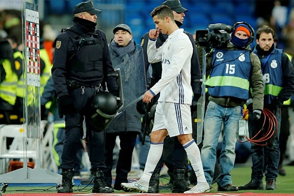Se reveló el verdadero motivo de la salida de Cristiano Ronaldo del Real Madrid
