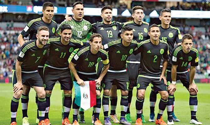 México entre los 20 mejores según la FIFA