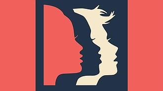Cartel de la La Marcha de las Mujeres en Washington (Women's March On Washington)