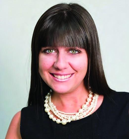 CONECTADA. Natasha Márquez dirige la estrategia digital de Voto Latino para conectarse con los votantes jóvenes.