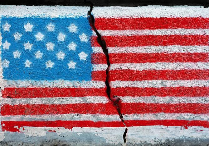Trump está en lo correcto: Él no creó las divisiones del país. Pero, ¿las sanará?