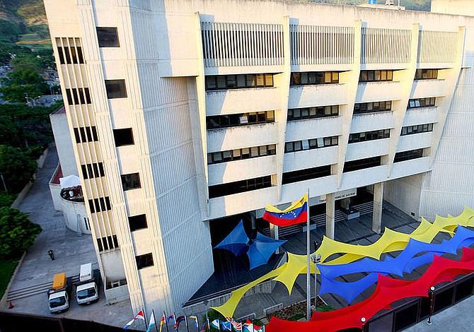 EE.UU. impuso sanciones a magistrados del Tribunal Supremo venezolano