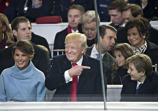 Las primeras medidas tomadas por Donald Trump