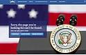 Captura de pantalla del sitio web de la Casa Blanca en español