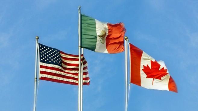 Trump renegociará NAFTA con  México y Canadá
