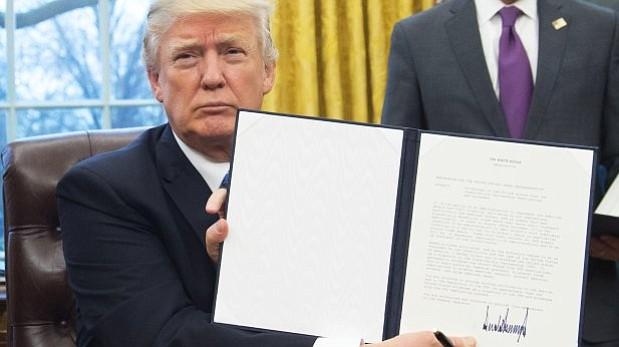 """OPINIÓN: """"Trump, el rey del caos"""""""