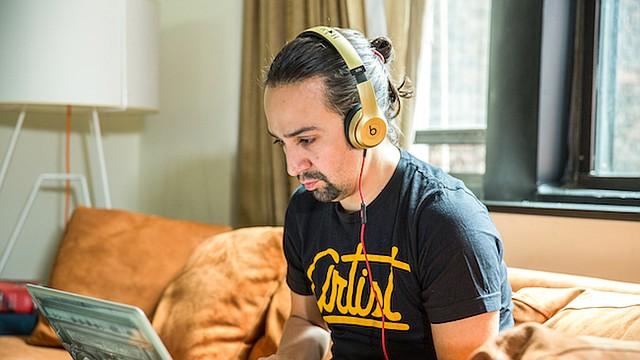 Lin-Manuel Miranda en Nueva York, Nueva York, el 2 de septiembre de 2015.
