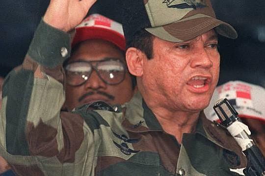 Concedido arresto domiciliario al exdictador Manuel Noriega