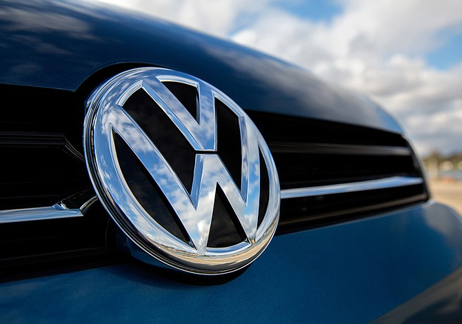 Volkswagen vendió 4,5% más en EEUU