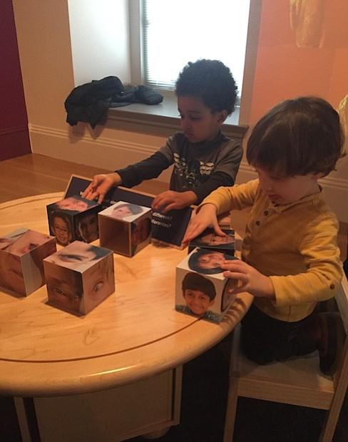 Este sábado 28 de enero La Galería Nacional de Retratos del Smithsonian en colaboración con Explore! Children's Museum abre su primer espacio dedicado a niños completamente bilingüe.