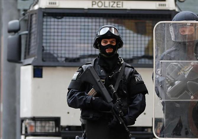 Once supuestos yihadistas detenidos en Austria en operación antiterrorista