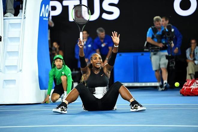 Serena Williams gana el Open de Australia tras vencer a su hermana Venus