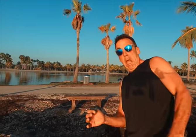 """La parodia de Carlos Ponce a """"Despacito"""" de Luis Fonsi"""