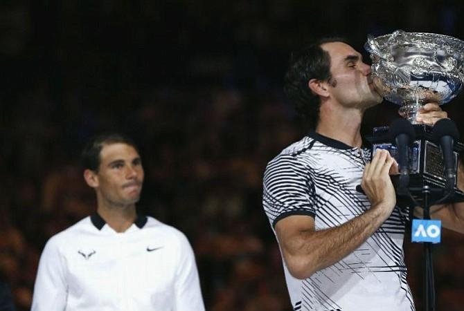 Roger Federer regresa al TOP 10 por su triunfo en el Abierto de Australia