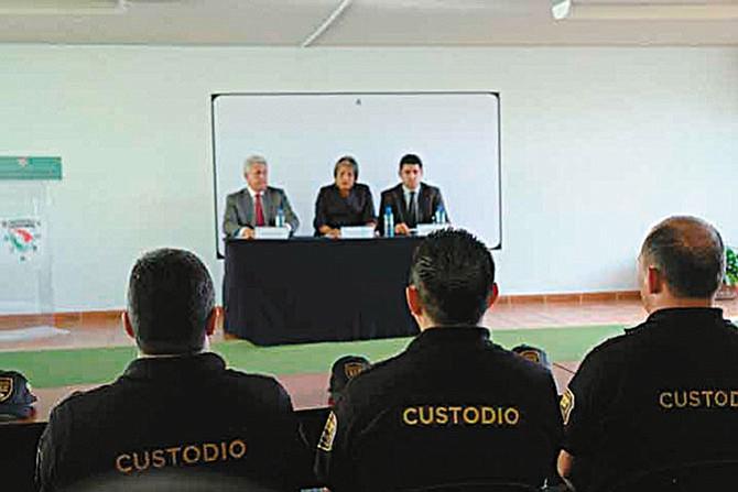 Sancionarán a custodios por irregularidades en los reclusorios