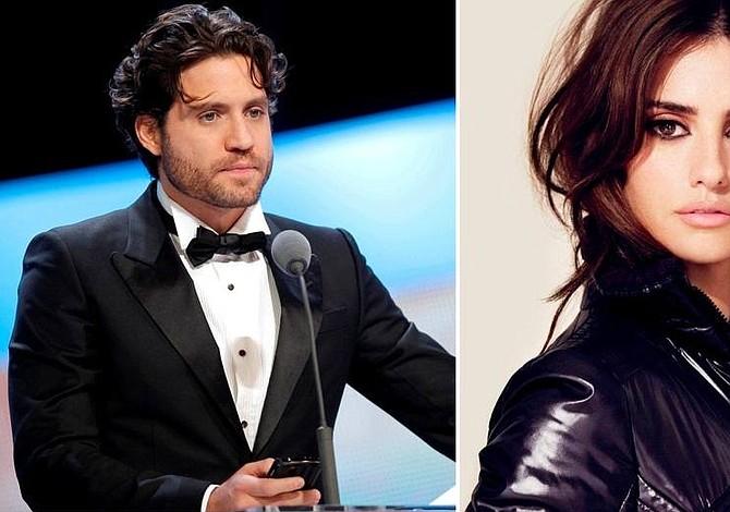 Penélope Cruz y Édgar Ramírez protagonizarán nueva cinta de Todd Solondz