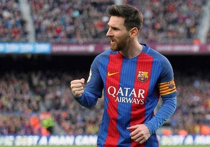 Messi quedaría libre si Cataluña se independiza