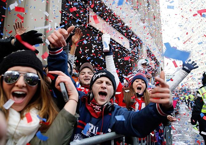 Lo que necesitas saber sobre el desfile de los Patriots en Boston