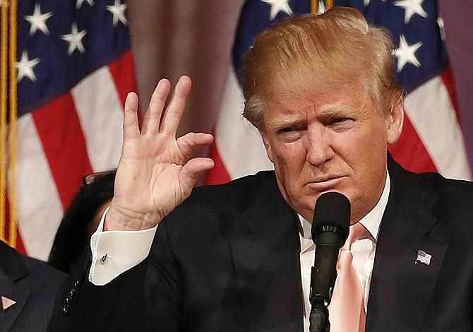 Trump acudirá a una cumbre de la OTAN en mayo