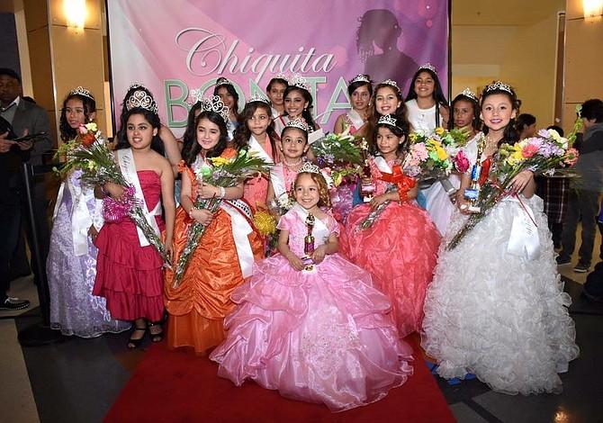 En marzo llega Chiquita Bonita 2017 de la Fundación Los Niños de María, Inc.