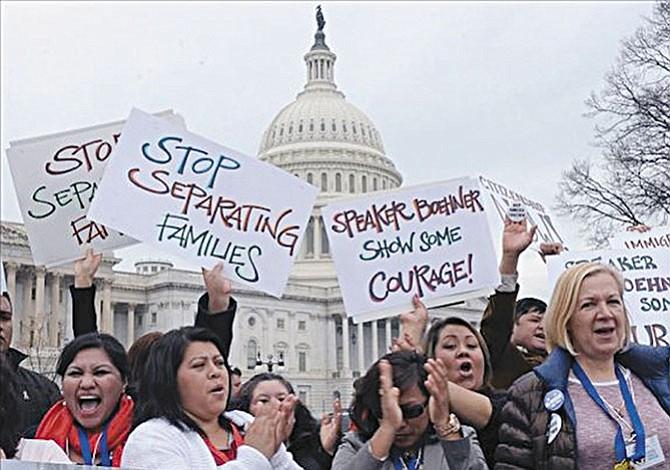 Golpe a las familias inmigrantes