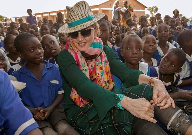 Madonna ya puede adoptar otros dos niños en Malaui