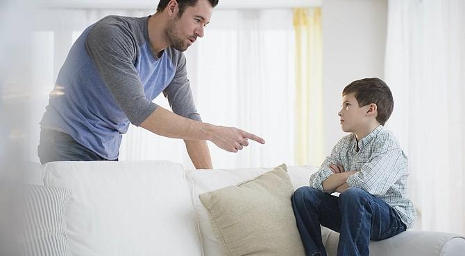 Es importante que los niños aprendan a decir siempre la verdad