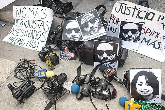 México es peligroso  para los periodistas