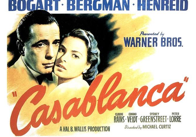 CINE: Casablanca en el Brattle Theatre de Harvard