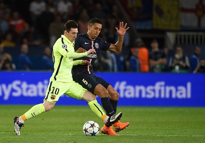 Barcelona y PSG, choque de trenes en la vuelta de la Liga de Campeones