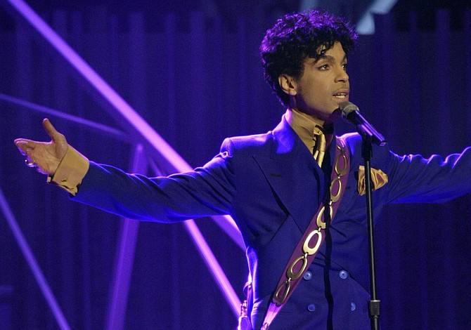 Clásicos de Prince de vuelta a plataformas de streaming