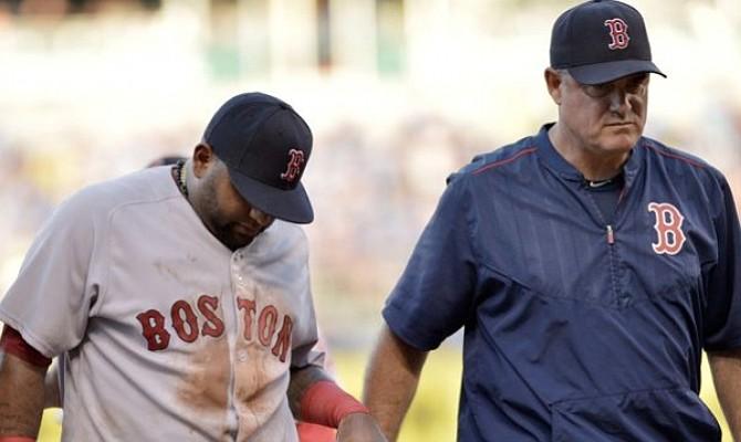 Pablo Sandoval deberá ganarse el puesto en la tercera base de Boston