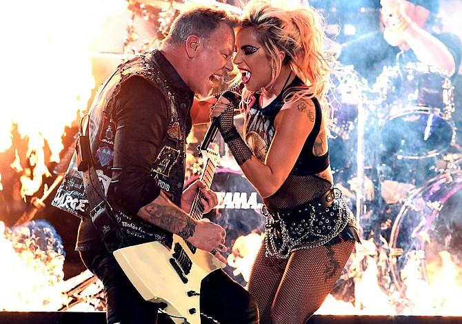 Metallica viene a Boston el 19 de mayo