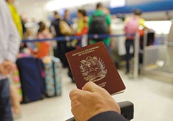 Venezuela es el país  que más asilos pide