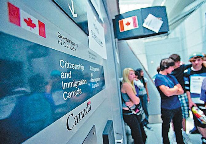 Canadá es la opción de muchos inmigrantes