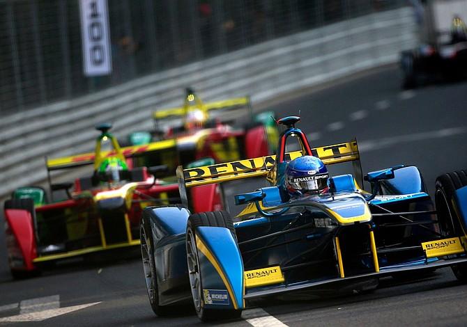La Fórmula E logró participación de una firma china